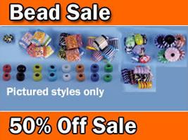 Bead Sale