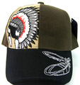 Native Pride Chief & Feather Hat