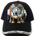 Native Pride Wolf Hat